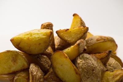 Πατάτες με νερό