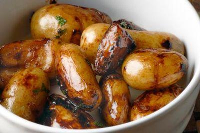 Πατάτες αντιναχτές με τη λούντζα