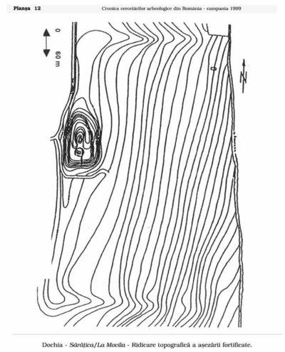 Așezarea hallstattiană de la Dochia - Sărățica
