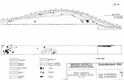 Necropola tumulară din epoca romană de la Abrud - Valea Seliștei