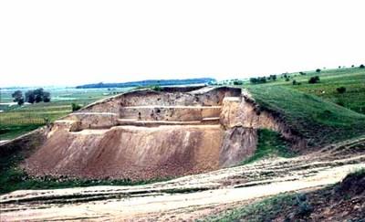 Situl arheologic de la Alexandria - La Gorgan