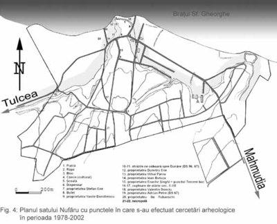 Situl arheologic de la Nufăru - Trecere bac