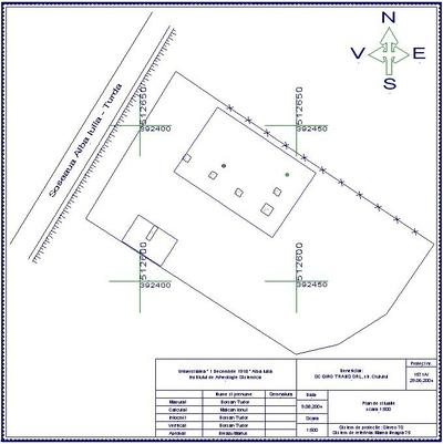 Situl arheologic din curtea Colegiului Horea, Cloșca și Crișan Situl arheologic din curtea colegiului Horea, Cloșca și Crișan
