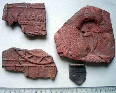 Situl arheologic - orașul medieval - mânăstirea Negru Vodă de la Câmpulung