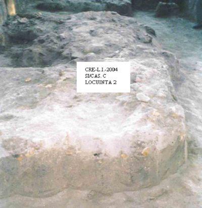 Cetatea de pământ Latene de la Crețești - Dealul Cetății