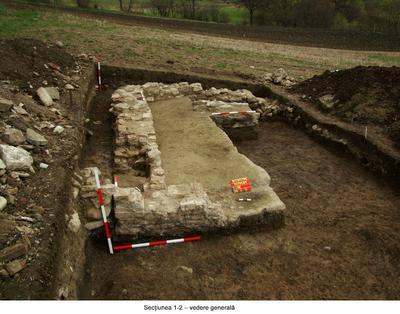 Posibila fortificație dacică de la Odorheiu Secuiesc