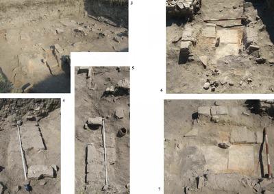 Cetatea romano-bizantină Sucidava de la Corabia - Celei