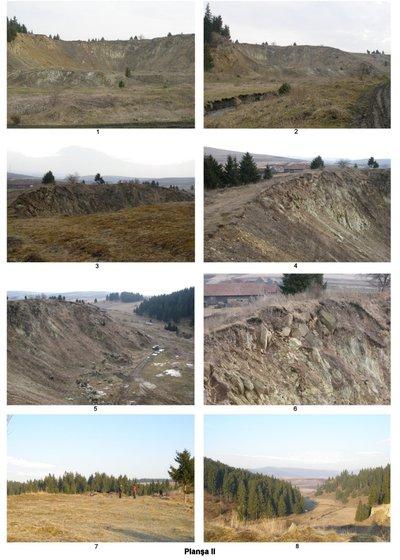 Situl arheologic de la Leliceni - Muntele cu piatră