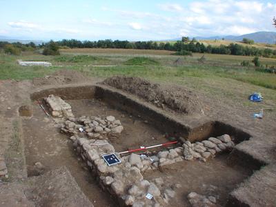 Așezarea de epocă romană de la Sarmizegetusa - Hotar