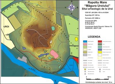 Situl arheologic de la Uroi-Măgura Uroiului