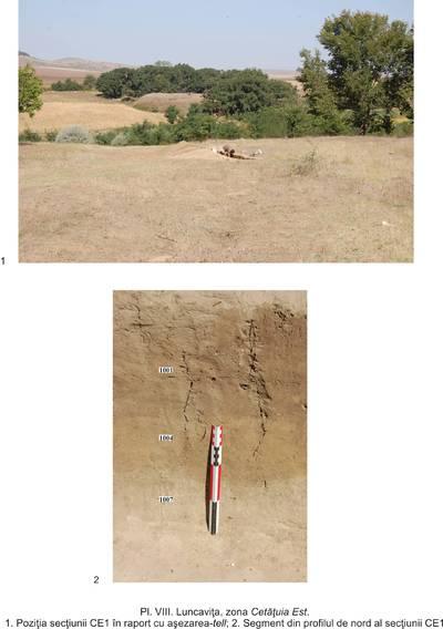 Situl arheologic de la Luncavița - Cetățuia