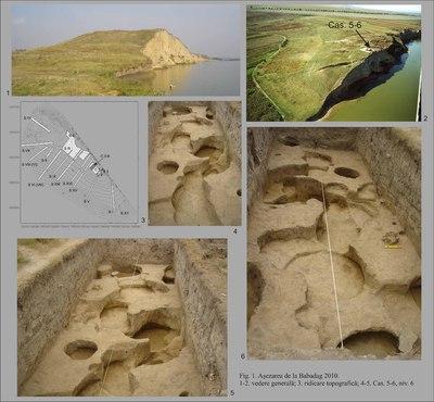Situl arheologic de la Babadag - Dealul Cetățuia