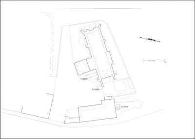 Situl arheologic Biserica reformată calvină Turda Veche de la Turda-Piața Centrală