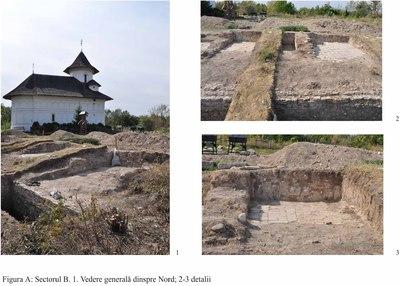 Situl arheologic de la Târgșoru Vechi - La Mănăstire