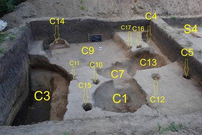 Situl arheologic de la Unip - Dealu Cetățuica