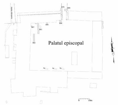 Ansamblul Palatului Episcopiei romano-catolice din Alba Iulia