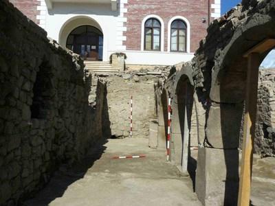 Așezarea fortificată de la Piatra Neamț - Dealul Cozla - Terasa Gospodinelor
