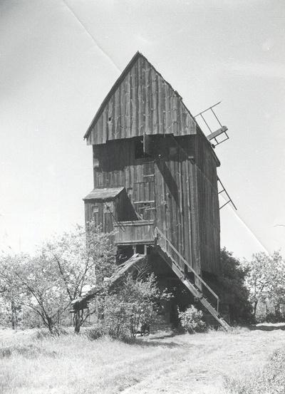 Windmühle in Raddusch
