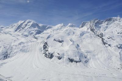Zermatt - Berggipfel