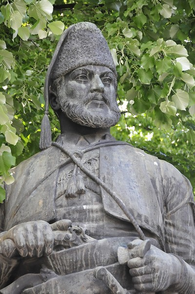 Varna - Denkmal für Stefan Karadscha