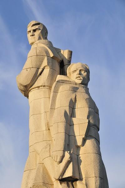 Varna - Monumentalskulptur