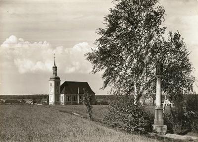 Katholische Wallfahrtskirche Heilige Maria von der Linde