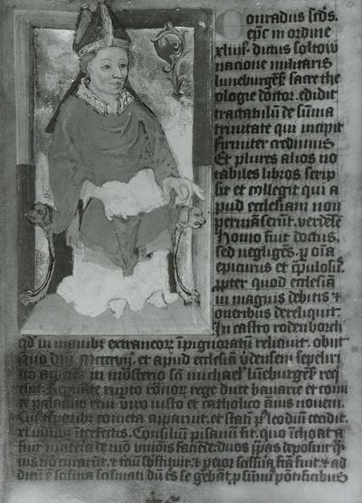 Conradus, Bischof