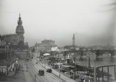 Dresden, Terrassenufer