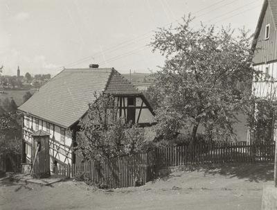 Hirschfelde-Rosenthal, Sächs. Oberlausitzkreis, Handschwengelpumpe