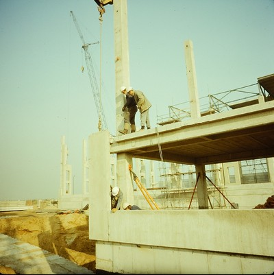 Baufacharbeiter, Rohrwerk III Zeithain
