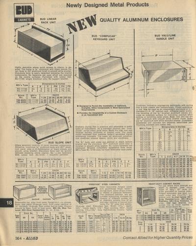 Prospekt: Allied Electronics Corporation Prospekt: Allied Electronics Corporation