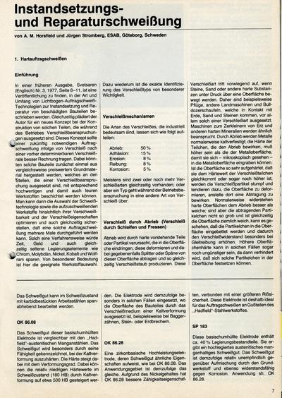 Prospekt: ESAB-Group Laboratories & ESAB GmbH