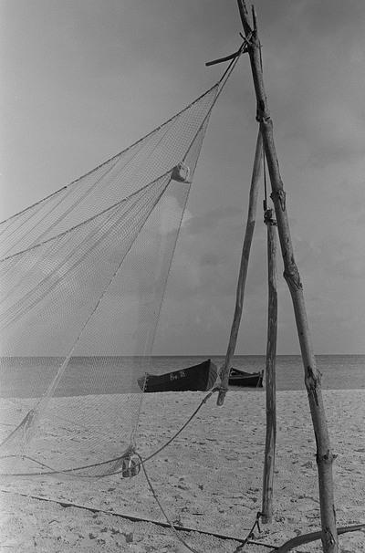 Fischerboote am Prerower Strand