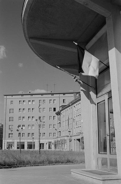 Ansicht der Doktor-Hermann-Duncker-Straße in Leipzig