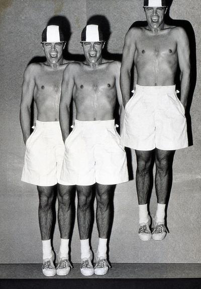 Duschen boys Duchenne muscular