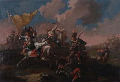 Kurucok és labancok csatája