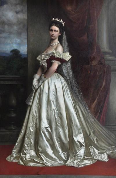 Karlovszky Bertalan: Erzsébet királyné