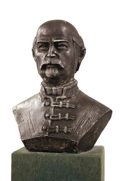Semmelweis Ignác (1818-1865) mellszobra