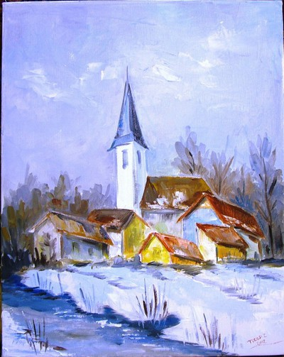 Vajai Református Templom