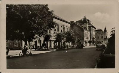 Zalaegerszeg, Kossuth út