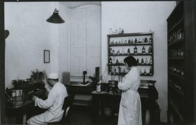 Zalaegerszegi kórházi laboratórium és orvosi öltöző
