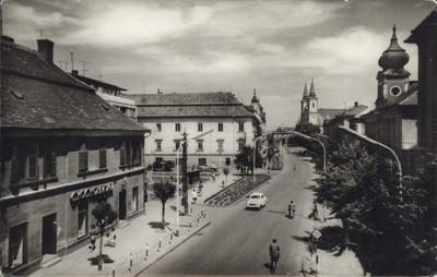 Zalaegerszeg Látkép (Kossuth Lajos utca)