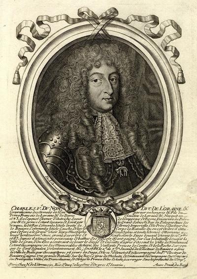 V. károly Lipót lotharingiai herceg, császári hadvezér