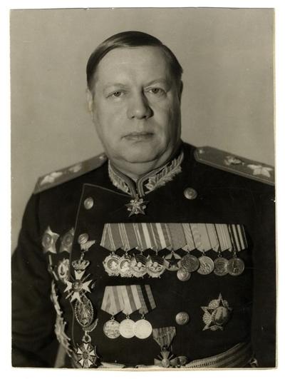 Tolbuhin F.I. marsall