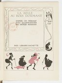 La belle au bois dormant / d'après Ch. Perrault ; avec illustrations par Arthur Rackham