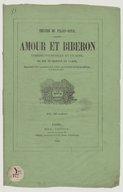Amour et biberon : comédie-vaudeville en un acte / de MM. Du Mersan et Varin...