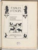 Fables d'Ésope / Ésope ; traduction nouvelle illustrée par Arthur Rackham