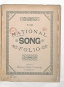 The National song folio. Volume I