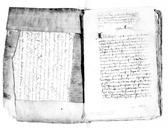 Minutes de notaire, diocèse de Mende, 1519.