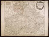 Le royaume de Boheme, le duché de Silesie et les marquisats de Moravie et Lusace dressés d'après les cartes de Muller / par le Sr. Robert